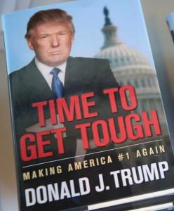 Get tough, says Trump!